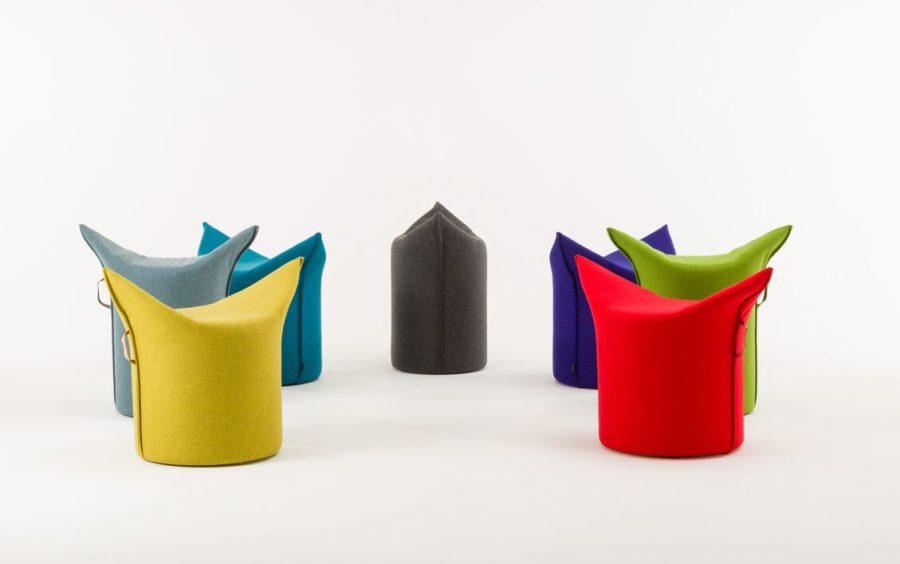 Hocker & Poufs