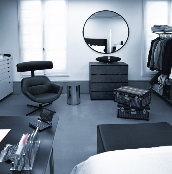 Karl Lagerfeld Apartment