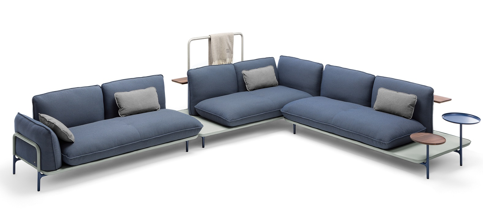 Lounge-Sofa Addit von Rolf Benz | Sofa-Trends