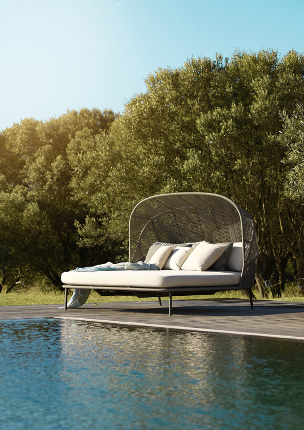 daybed cane-line airtouch