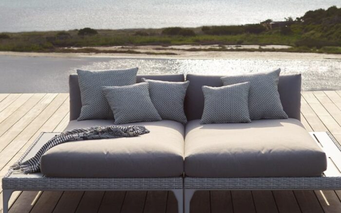 Daybed – die Chillout-Zone unter freiem Himmel